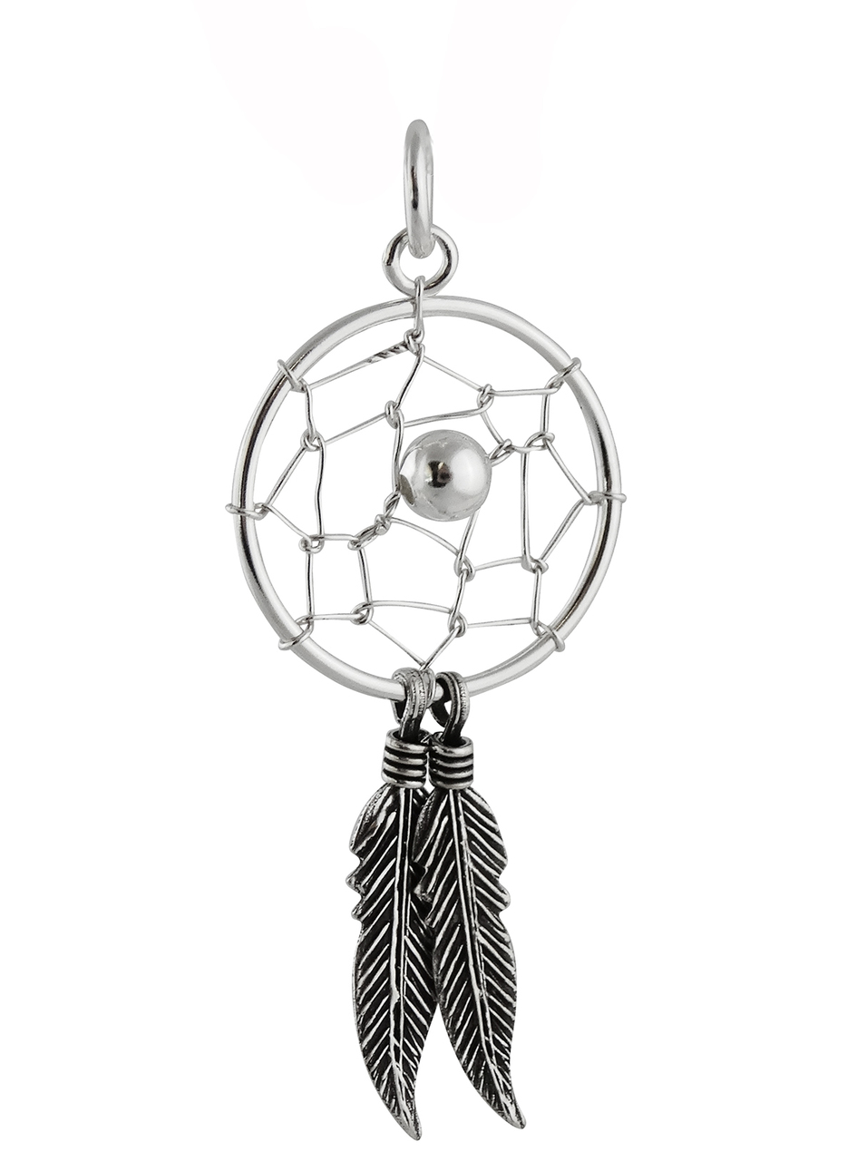 DREAM CATCHER Pendant - 925 Sterling Silver